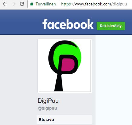 DigiPuu Facebookissa